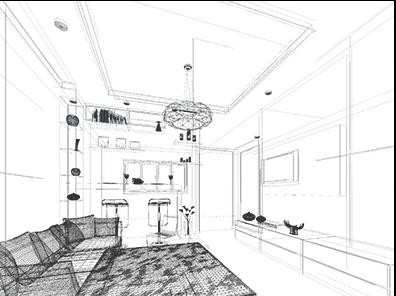 Freestyle Designs Maui Interior Blueprint